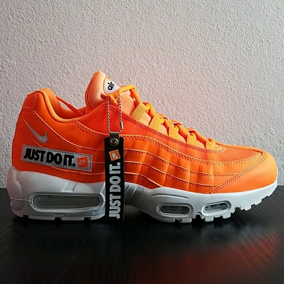 de883eaa30 Nike Shoes | Air Max 95 Se Just Do It Av6246 800 New | Poshmark